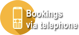booking-via-telephone